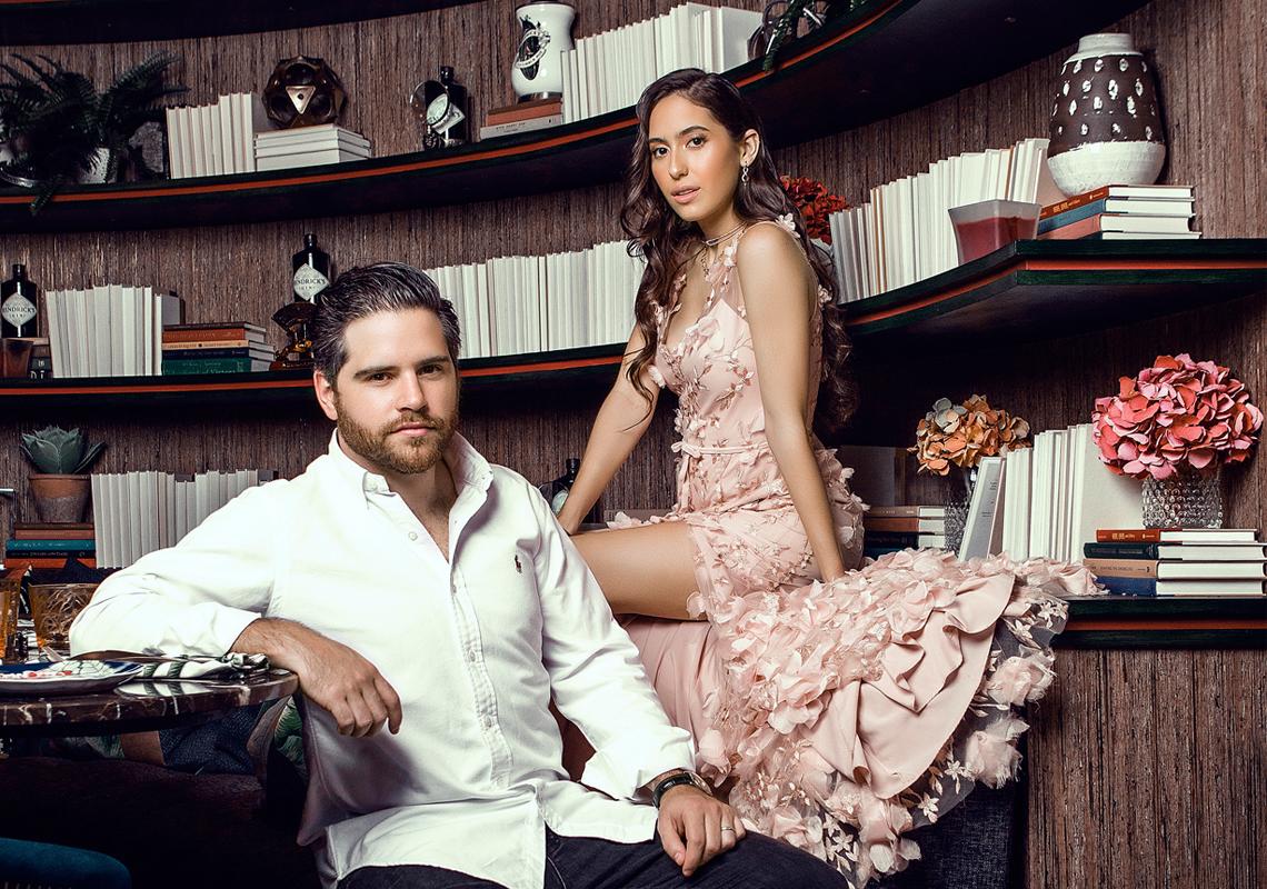 Marcelle y Thiago