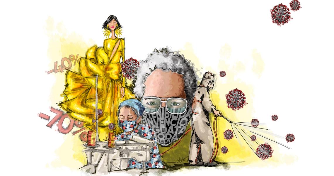 Coronavirus y moda