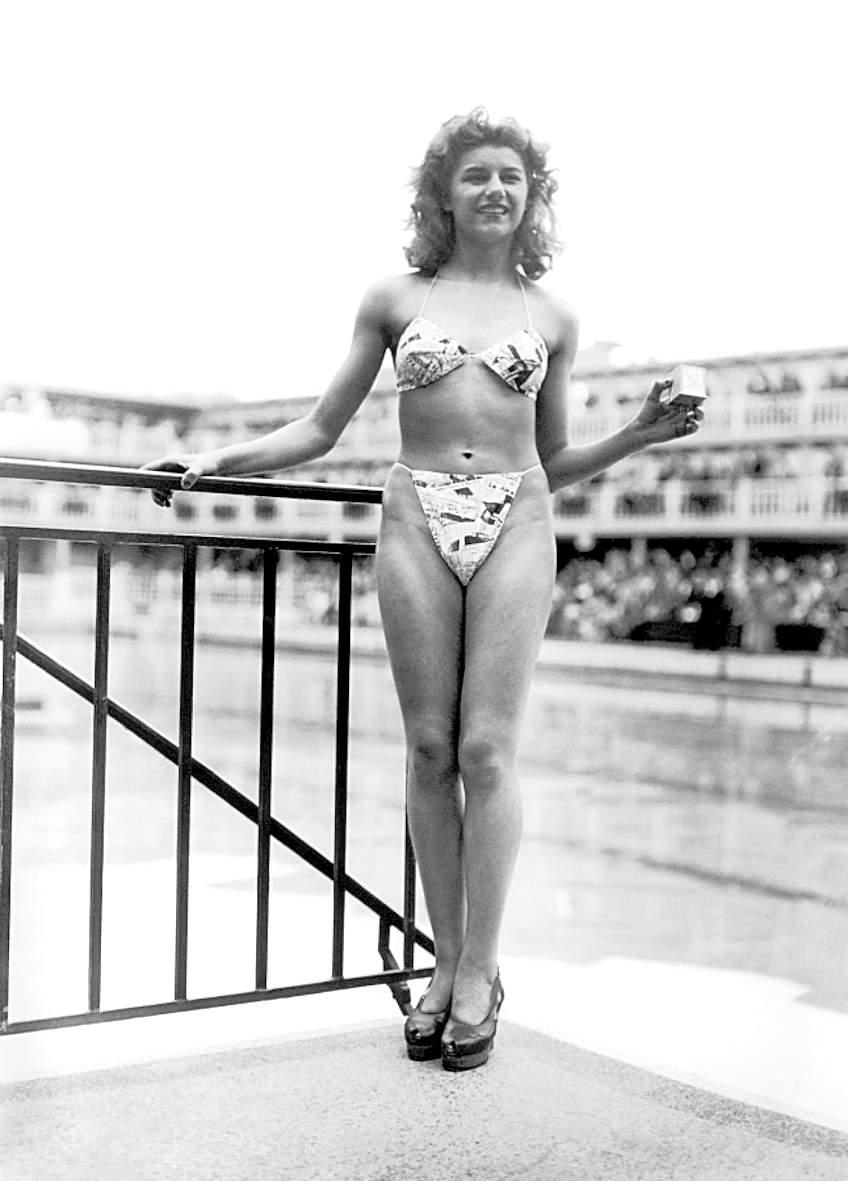 El bikini, concoe la historia de esta sensacional prenda